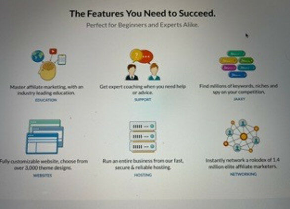 The Features you need to succeed.