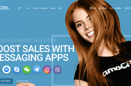 amoCRM Messaging Apps