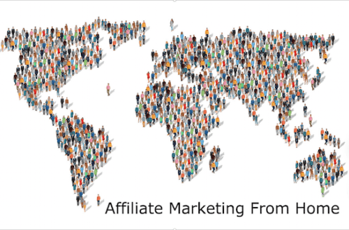 Affiliate Marketing at Home